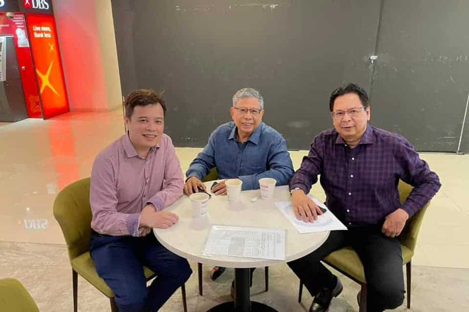 Coffee with Salleh Marican, Founder of Second Chance Properties