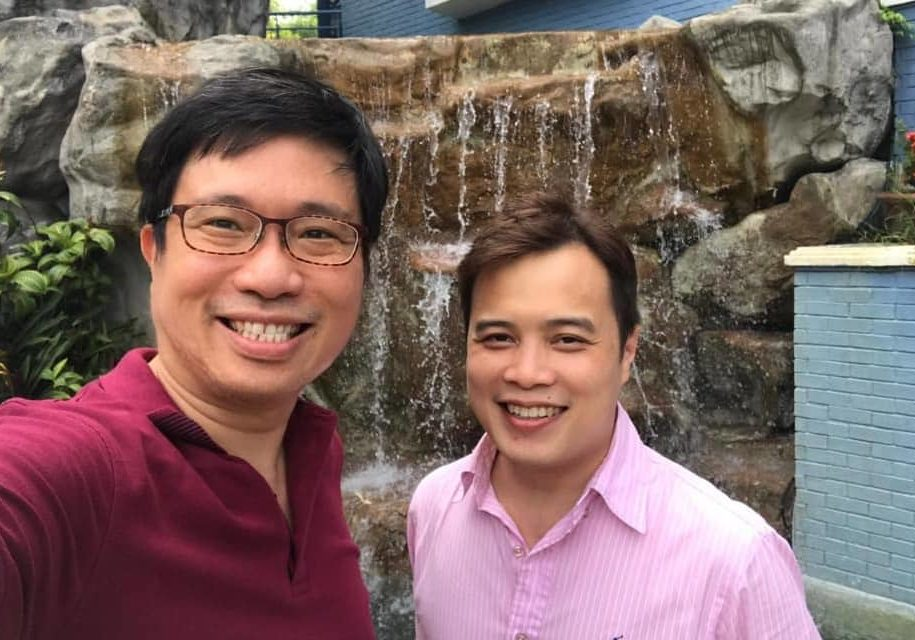 Catch up with Dennis Goh, Lyte's Chairman
